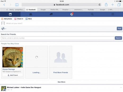 Facebook Desktop Version Of Site