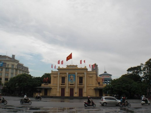 Hai Phong City Opera Hall