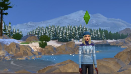 Maybe you just want snow in Granite Falls?