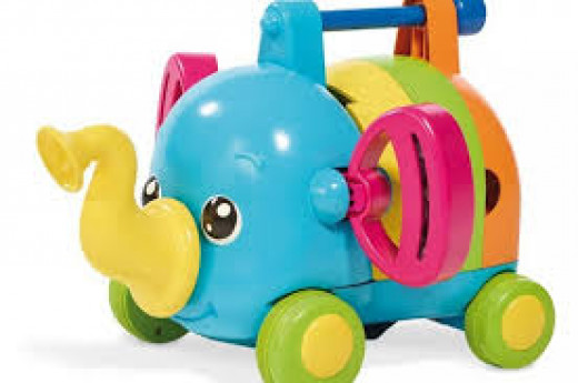 Tomy Toddler Toys Jumbo Jamboree