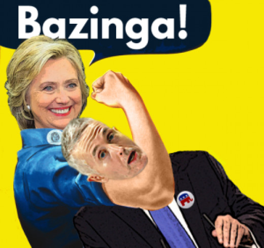 Did Hilary Clinton really give Trey Gowdy a beating over Benghazi, or was this just well orchestrated theater designed to give her troubled campaign a much needed boost?