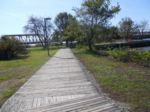 Path At DEEP In Old Lyme