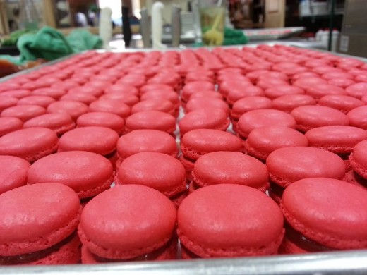 Maracon's at Le Macaron