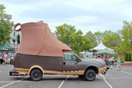 L.L. Bean Boot Car - Freeport