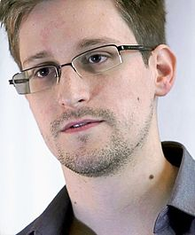Edward Snowden - whistleblower who sacrificed his own freedom to tell the truth