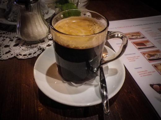 Czech coffee