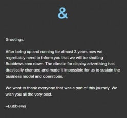 Bubblews and My Review