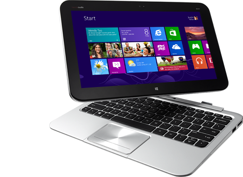 Convertible laptops offers more computing  flexibility and power.