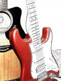 Acoustic vs Electric Guitar: Difficulty, Difference and Sound