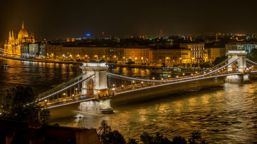 A beautiful city on its own, Budapest has a rich history of wars, culture and progress. Traces to all of these can be found both above and underneath the streets.
