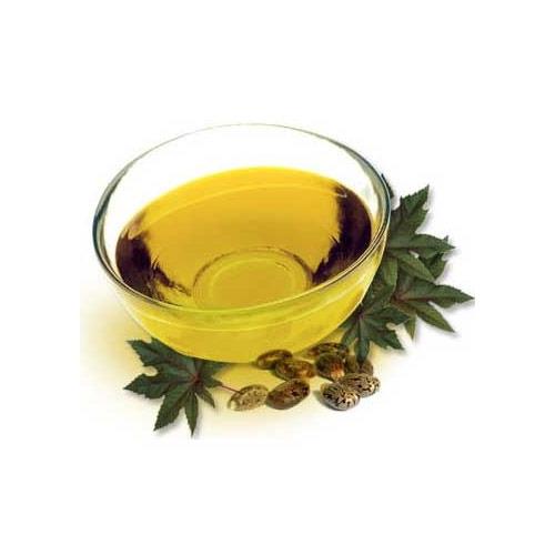 Castor oil for milia