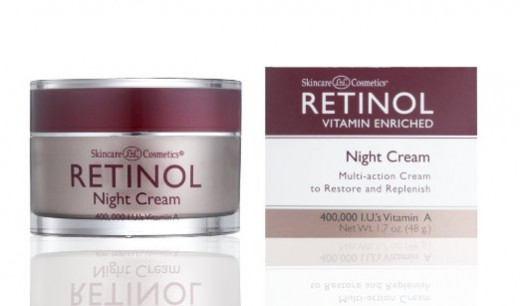 retinol for milia