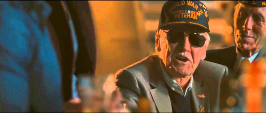 Stan Lee Cameo in the Avengers: Age Of Ultron