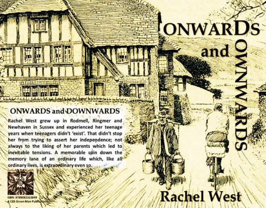 I have written more about Virginia and Leonard Woolf when they lived in Monks House in Rodmell Sussex in my book available from Amazon in paperback or kindle.