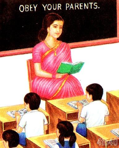 Murugan's class