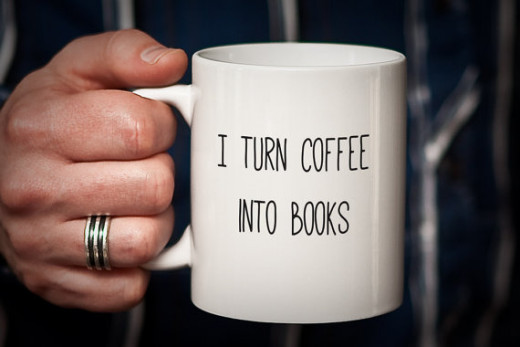 For coffee lovers who are writers