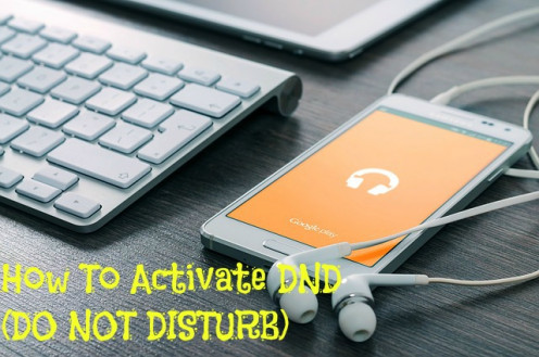 Activate-dnd