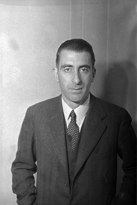 This is a photo of Eduardo Frei Montalva
