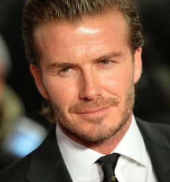 Whats makes David Beckham the Sexiest man Alive?