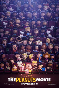 Film Review: The Peanuts Movie