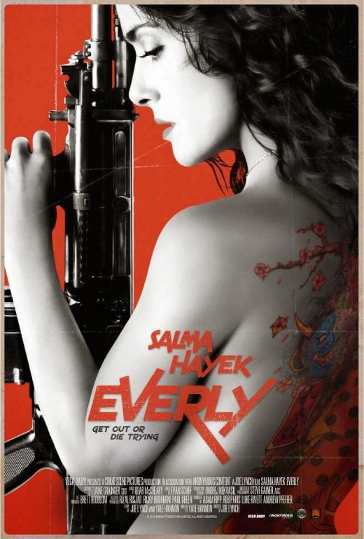 "Poster for ""Everly"""