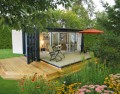 Green and Eco-Friendly Homes and Pods