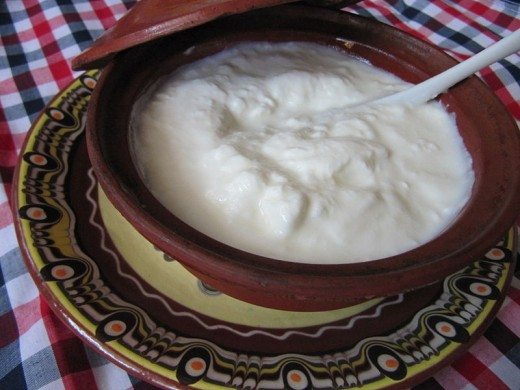 Fresh yogurt is easy to prepare at home