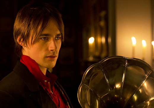 Reeve Carney as Dorian Gray