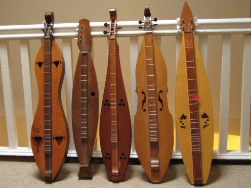 State Musical Instrument:- Appalachian Dulcimer, descendant of Irish, Welsh, and Scottish instruments.