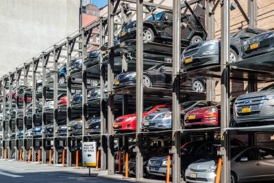 """New York City Car Parking"" by franky242, courtesy of freedigitalphotos.net"