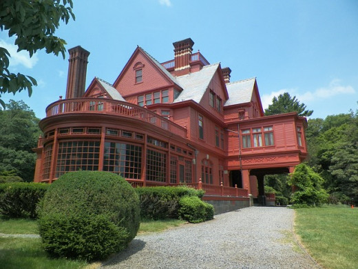 Historic Thomas Edison home is New Jersey.