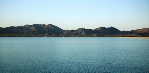 Isla San Jose, Sea of Cortez