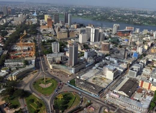 Abidjan, administrative Capital of Ivory Coast