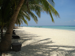 Cebu's Boracay-like area is Bantayan Island