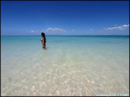 Stunning water