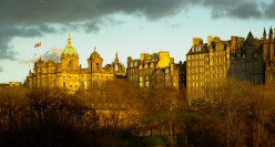 History of Edinburgh, Scotland