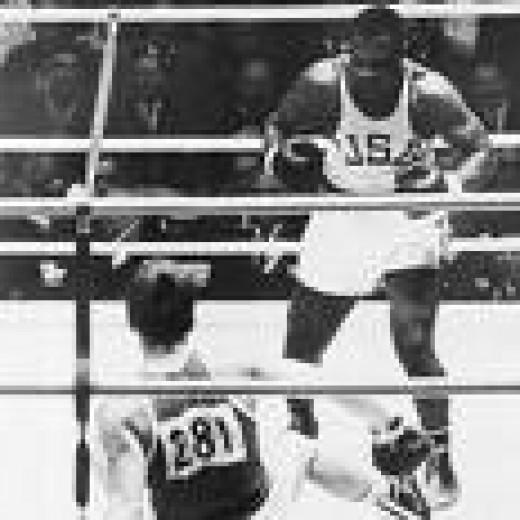 Smokin Joe Was A Suprising Victor In The 1964 Games