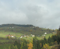 Austria in the Fall