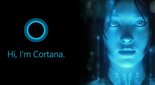 Cortana, A personal windows assistant.