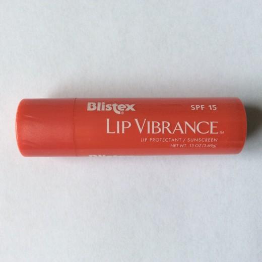 Blistex Lip Vibrance Tinted Lip Balm SPF 15