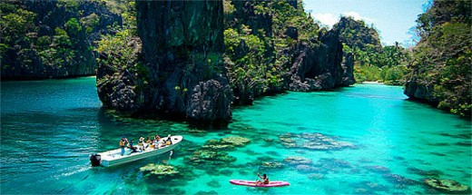 Coron Is Both The Name Of An Island Off Coast Busuanga And S Largest Town Inhabited By Tagbanua People