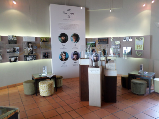 The history begins with a wine tasting experience in the visitors centre on the Nederburg Wine Estate in Paarl