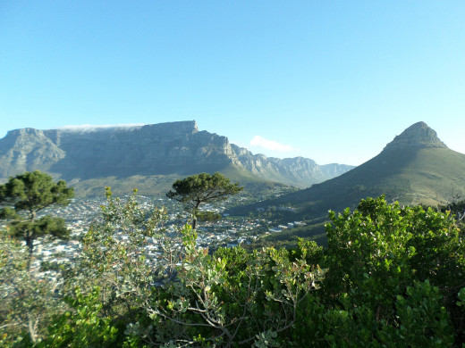 Cape Town is picturesque and it will keep you busy!