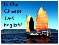 Funny English Language : English Words From Things Chinese (Part 2 Of 2)