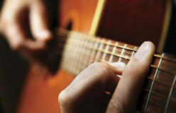 HOW TO PLAY CHORDS