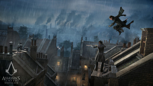 A still from Assassin's Creed : Syndicate