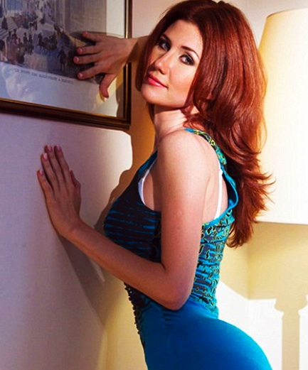 Anna Chapman - A Real Russian With Allure