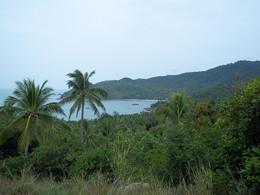 Between Thong Nai Pan and Bottle Beach