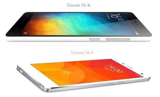 Xiaomi Mi4i & Mi4