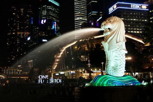 Merlion - The Singapore Icon